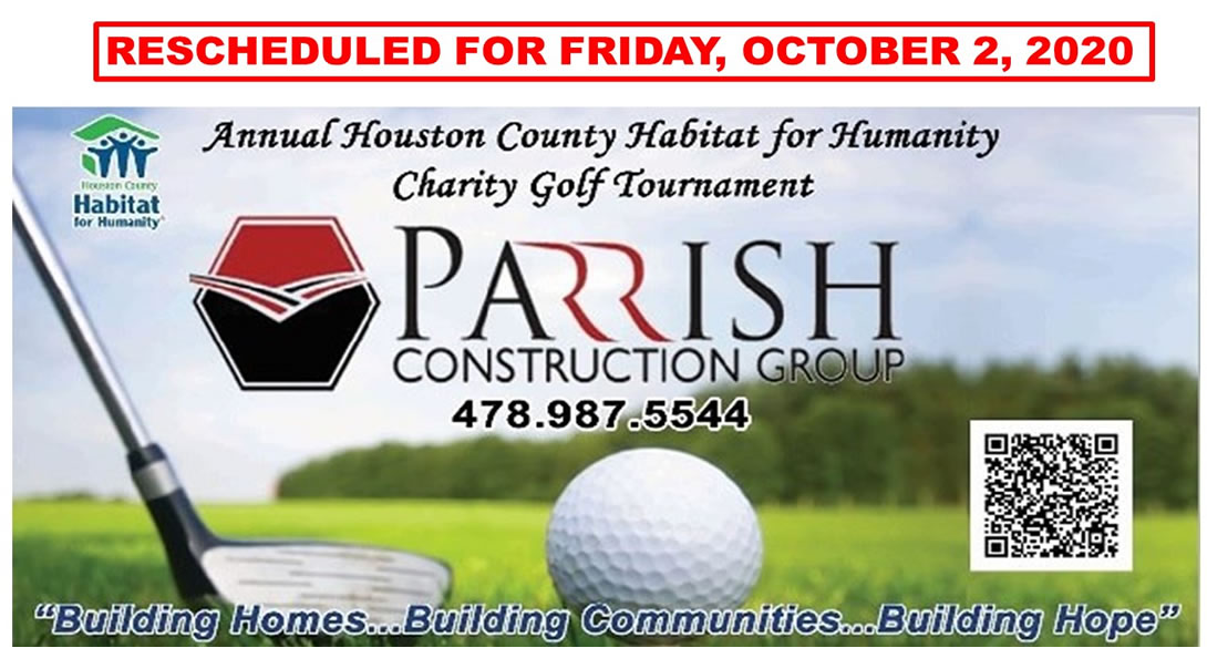 19th Annual Golf Tournament