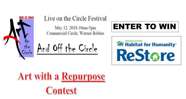 Art with a RePurpose Contest