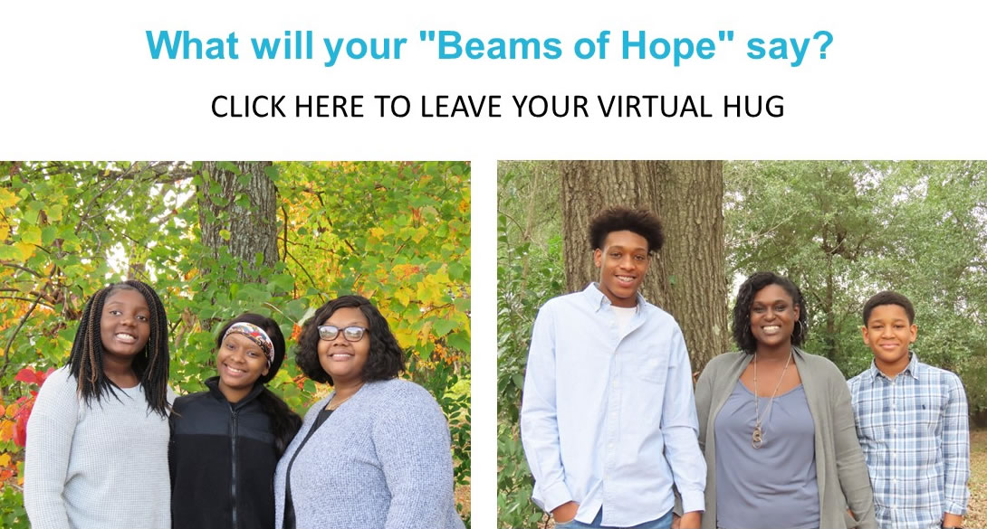 Beams of Hope