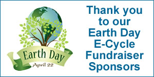 Thank You to our Ecycling Fundraiser Sponsors