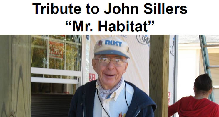 Tribute to John Sillers