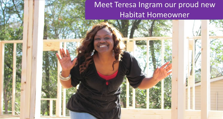 Meet Teresa Ingram