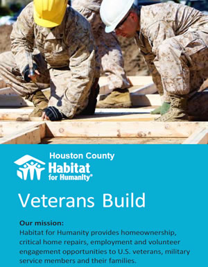 Veterans Build Brochure